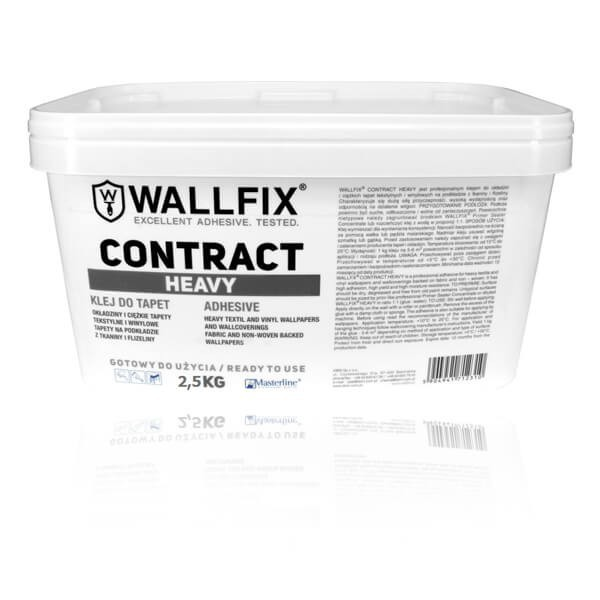 Klej Wallfix CONTRACT HEAVY 2.5kg